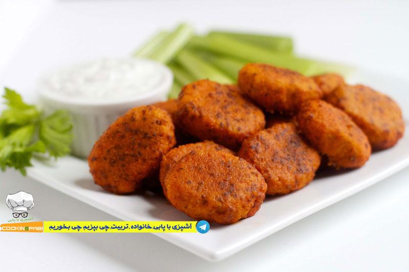 63--cookingpabi--آشپزی-با-پابی--Chicken-nuggets-ناگت-مرغ