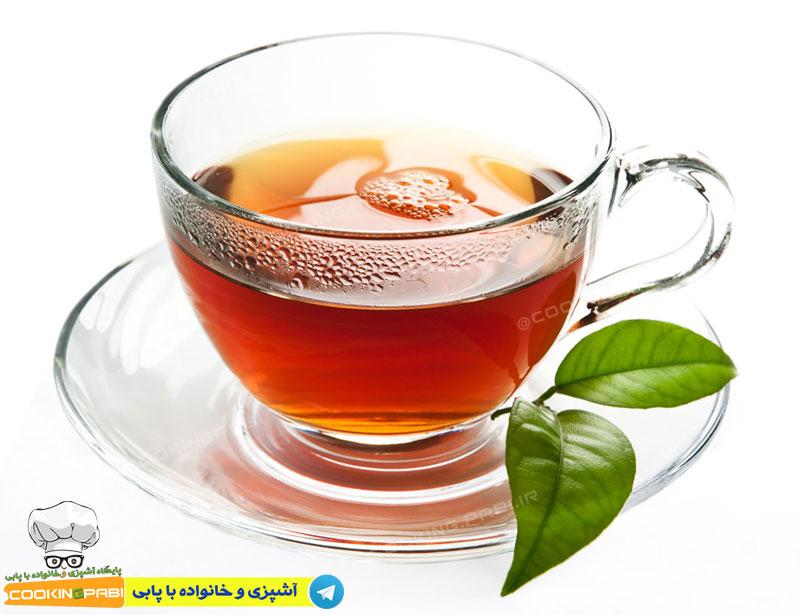 145-cookingpabi-آشپزی-و-خانواده-با-پابی-Production-of-tea-2-تهیه-و-دم-کردن-چای