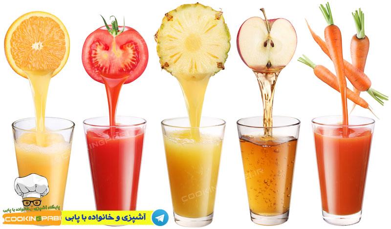 148-cookingpabi-آشپزی-و-خانواده-با-پابی-Juice-2-آب-میوه