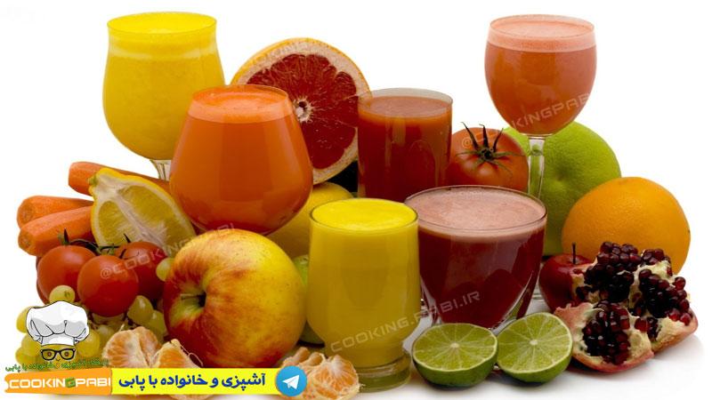 148-cookingpabi-آشپزی-و-خانواده-با-پابی-Juice-3-آب-میوه