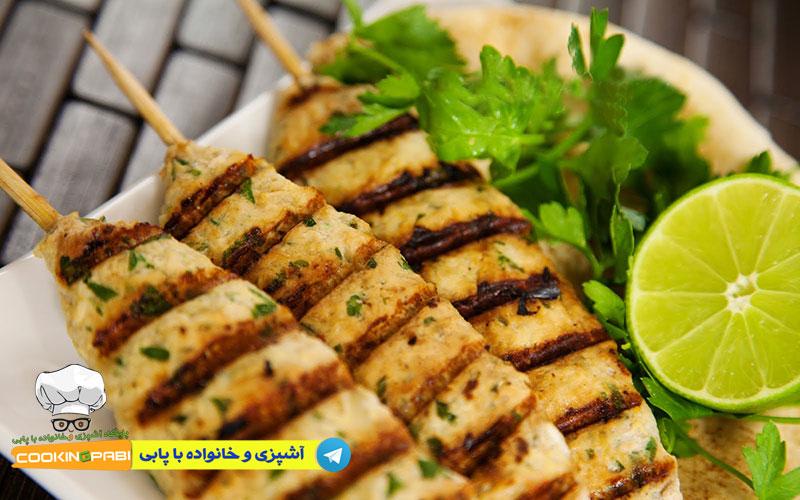 96--cookingpabi-آشپزی-و-خانواده-پابی--Ground-chicken-کوبیده-مرغ1