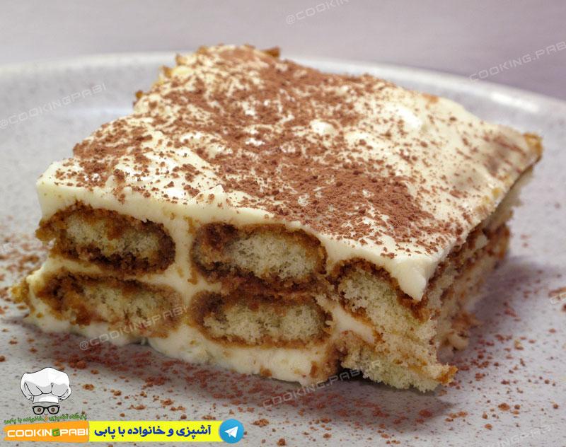 160-cookingpabi-آشپزی-و-خانواده-با-پابی--Chocolate-Tiramisu-1-تیرامیسو-شکلاتی